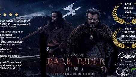 Legend of Dark Rider keeps getting praise worldwide