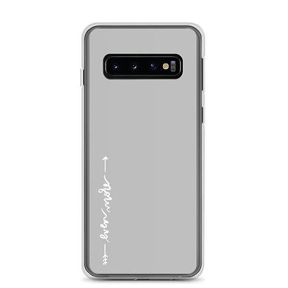 Even More >> Grey Arrow Samsung Case