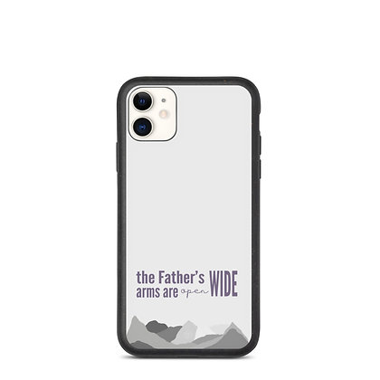 Arms Wide Open | Biodegradable iPhone Case