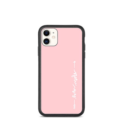 Even More >> Pink Arrow iPhone Case
