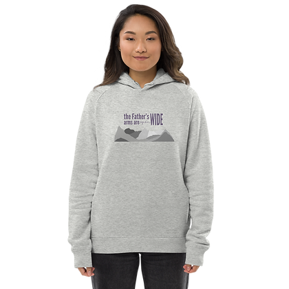 Arms Wide Open | Eco-Hoodie