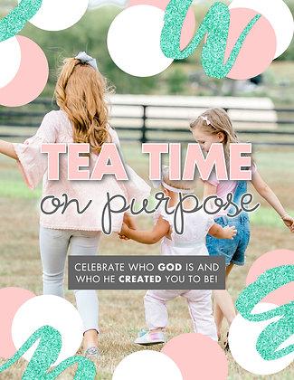 E-Version | Purpose Tea at Home