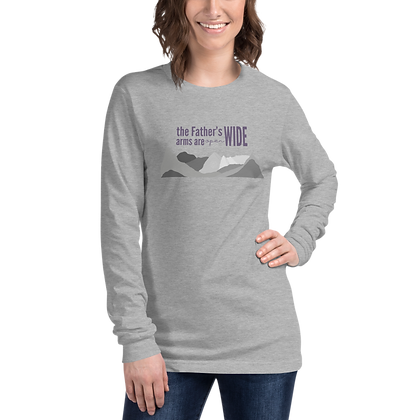 Arms Wide Open Long Sleeve Tee
