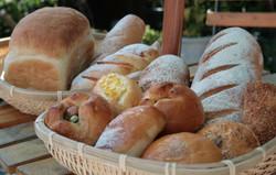 パンは大人気です