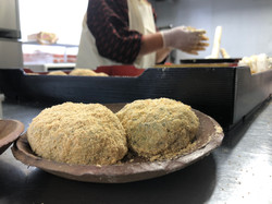 郷土菓子作り体験2