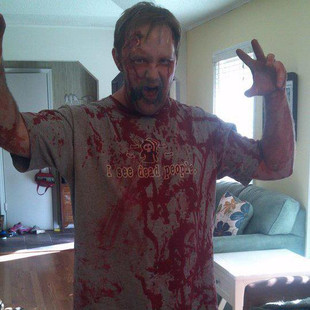 That's Not Corn Syrup: A Real-Life Zombie Story