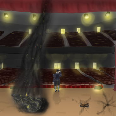 Theatre of Heels: Chapter 3- Curtain Call