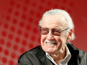 My Hero Stan Lee