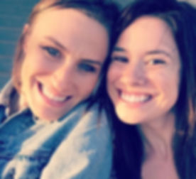 Lauren and Marisa