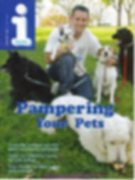 jeff rothschild luv my pet dog walking pampering your pet baltimore insider