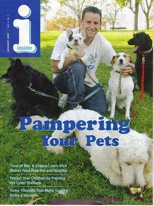 jeff rothschild luv my pet dog walking pampering your pet baltimore insider