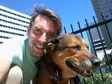 art sean pigtown mt vernon dog walker luv my pet