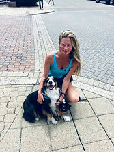 Hillary Snyder dog walker luv my pet baltimore federal hill