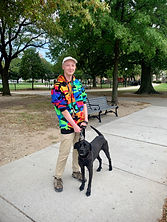 Aleks dog walker luv my pet federal hill locust point riverside