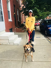 Nancy luv my pet dog walker baltimore federal hill
