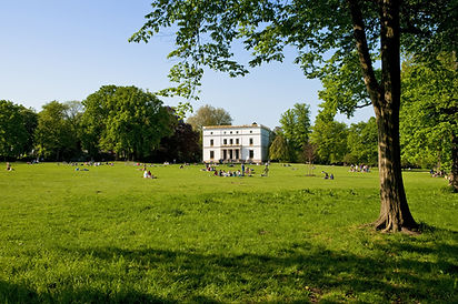 Der Hamburger Jenisch Park befindet sich in der näheren Umgebung vom Gästehaus der Elb Lounge.