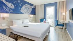 Doppelzimmer im ibis STYLES Konstanz