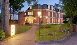 Das Gästehaus in Nienstedten