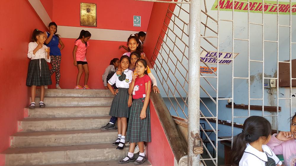 Primary School, Batan Grande, Peru