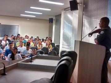 Coronel Camilo elogia programa antidrogas de Iperó, Interior do Estado de São Paulo