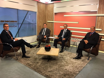 """Cidadania e colégios da PM são tema do Programa """"TV Assembleia Convida"""""""