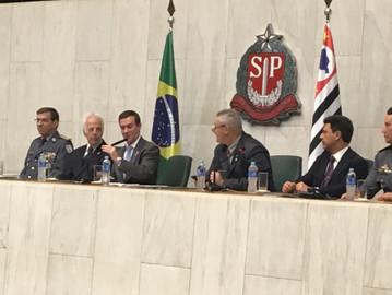 Segurança: PMs da Cavalaria são homenageados na Assembleia Legislativa