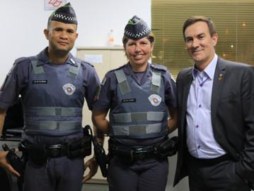 Em entrevista ao Diário SP, Coronel Camilo cobra melhores salários para a PM