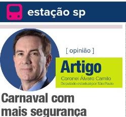 Carnaval com mais segurança