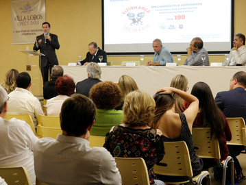 Seminário de Segurança tem como palestrante Deputado Coronel Camilo