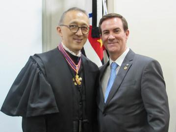 Juiz Silvio Hiroshi assume presidência do TJM/SP