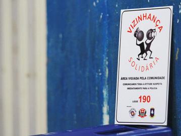 Vizinhança Solidária: programa da PM com moradores espanta criminosos
