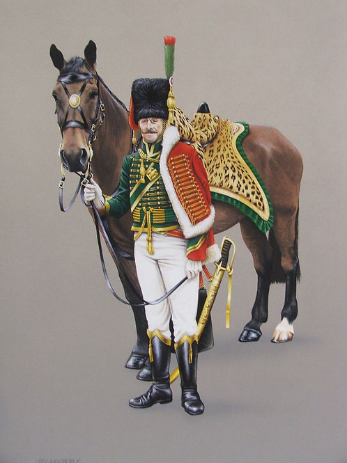 Chasseur a Cheval de la Garde