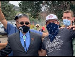 GenWon with Navajo VP
