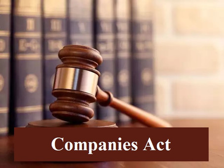 Oppression & Mis-management under Companies Act: Power to the Powerless