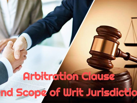Case Analysis: Unitech Limited vs. Telangana State Industrial Infrastructure Corporation & Others.