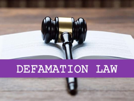 How to seek Civil Remedy against Defamation?