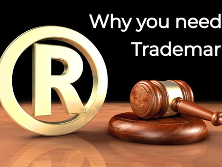Why do you need a Trademark for your Brand? Everything you need to know.