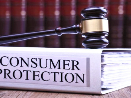 Consumer Protection Act, 2019.
