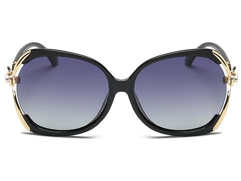 1830 Polarized Oversized Butterfly Shape Sunglasses