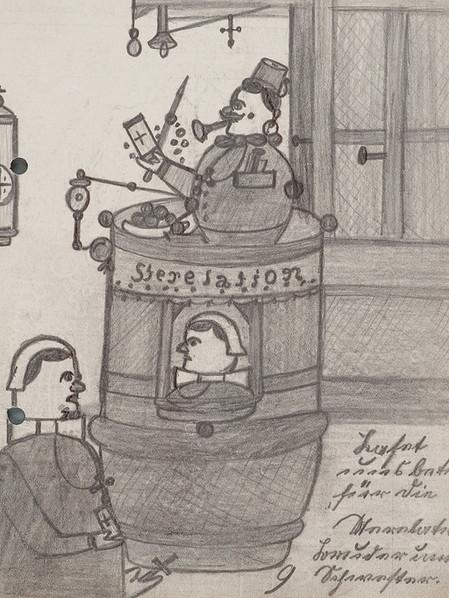 """Wilhelm Werner. """"Der Siegeszug der Sterelation"""""""