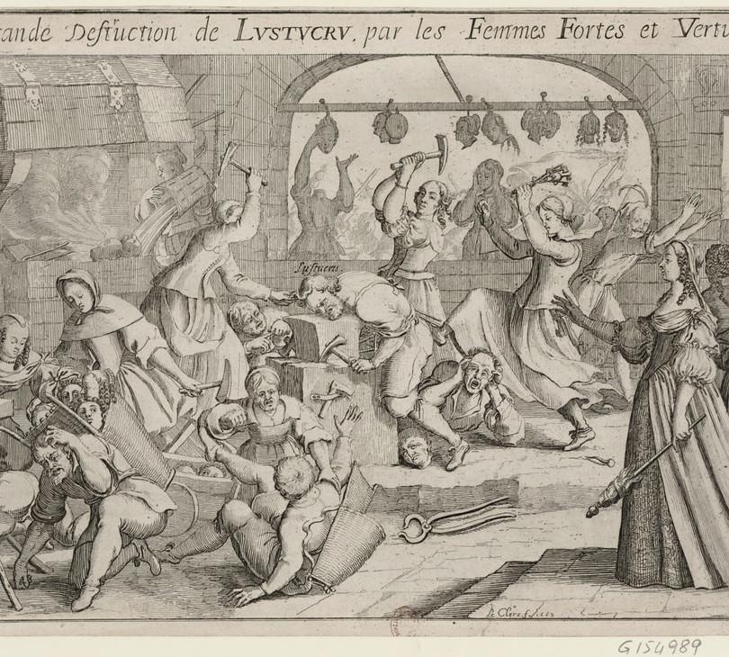 "Sébastien Leclerc. ""The Destruction of Lusucru."""