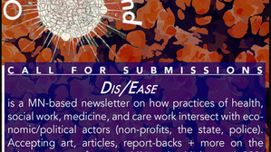 Announcing: Dis/Ease, a Midwestern Newsletter