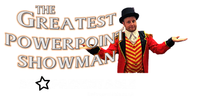 gpps logo with bp and cutout of showman.