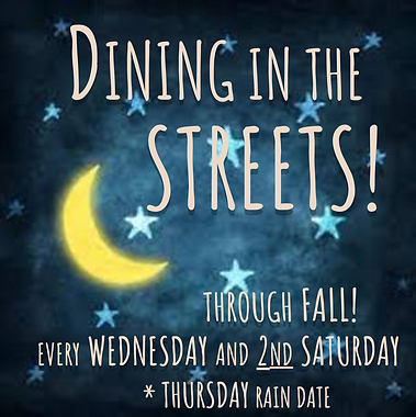 Dining in the Streets 2021