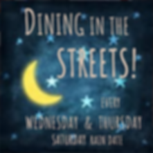 Dining in the Streeds ad.png