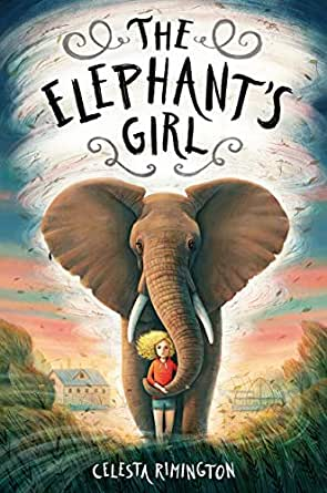 elephants girl