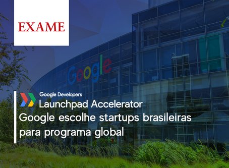 Google escolhe startups brasileiras que utilizam machine learning para programa global