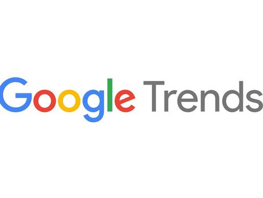 A Bola de Cristal - Google Trends