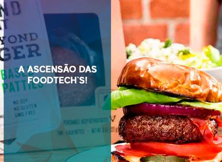 A Ascensão das Foodtech`s!!