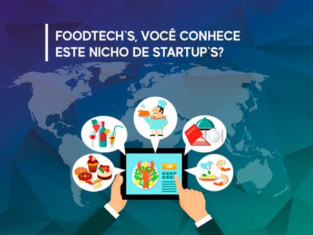 FoodTech`s você conhece este nicho de startups?